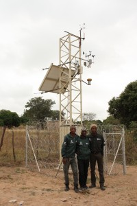 The Agincourt eddy covariance flux tower